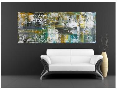 ציור לסלון מודרני
